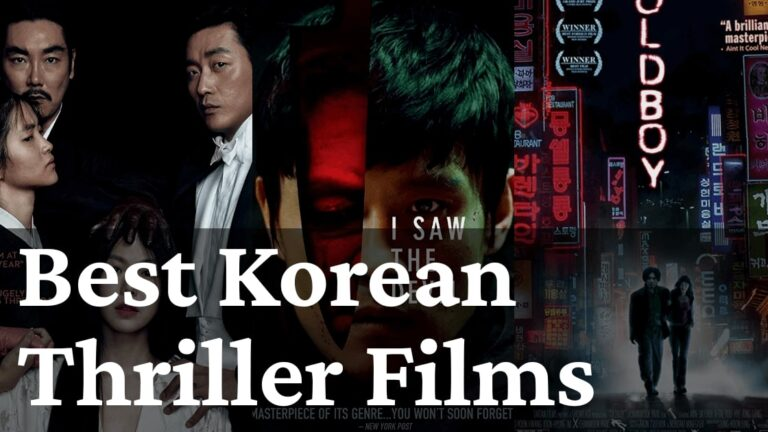 Top 20 Best Korean Thriller Movies If You Loved Parasite