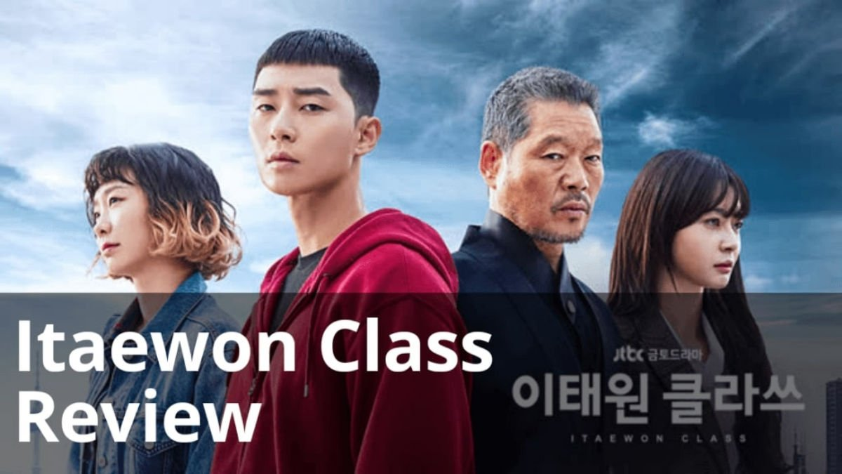 Itaewon Class Review