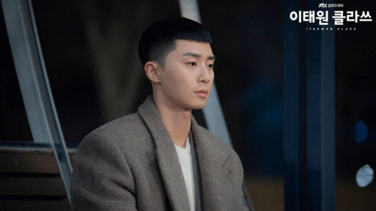 park seo joon as park saeroyi - itaewon class