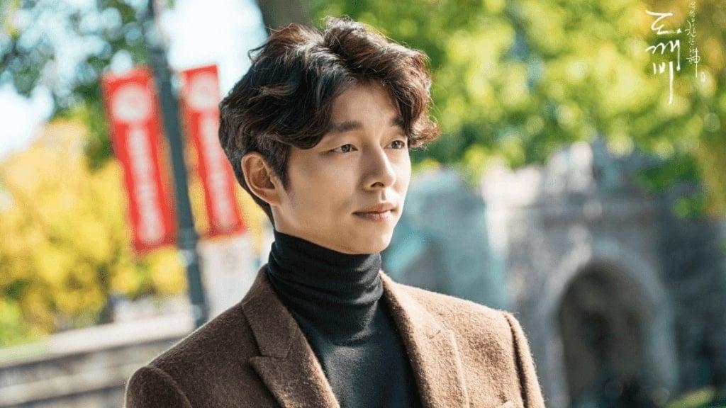 Goblin - Gong Yoo as Kim Shin