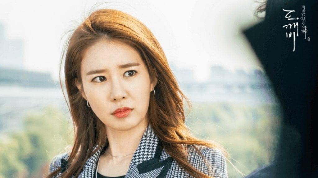 Goblin - Yoo In Na as Sunny