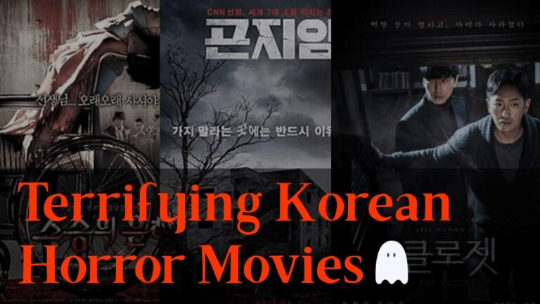 26 Best Korean Horror Movies Of All Time (Too Scary!)
