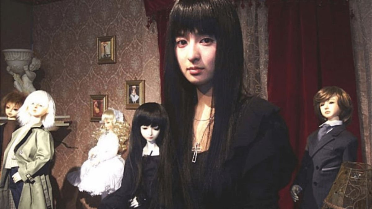 The Doll Master movie