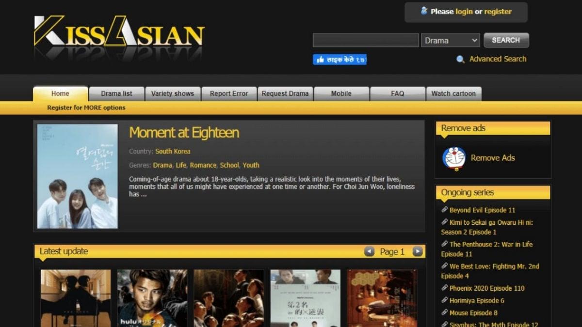 KissAsian - watch korean dramas online for free