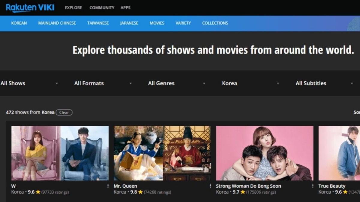 Viki - watch korean dramas online for free