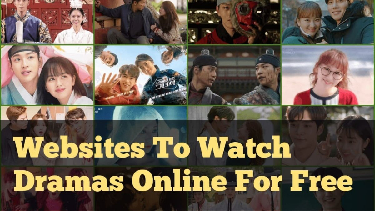 Websites to watch korean dramas online for free