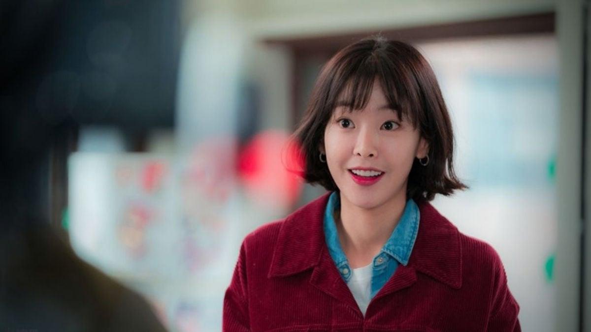 Ko Won Hee as Kang Seo Jin