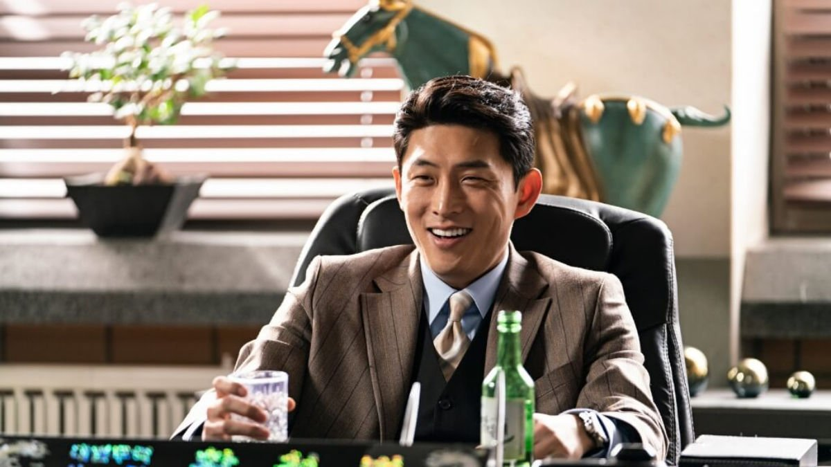 Go Joon as Hwang Cheol Bum