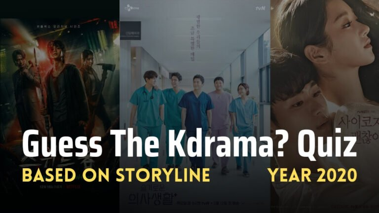 [Kdrama Quiz] Guess The Dramas of 2020 Based on Storyline