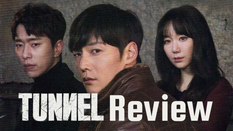 Tunnel Drama Review: A Thriller Based On Time Travel