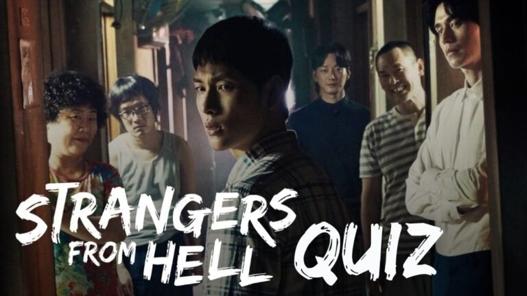 [Kdrama Quiz] Strangers From Hell Quiz | Do You Remember?
