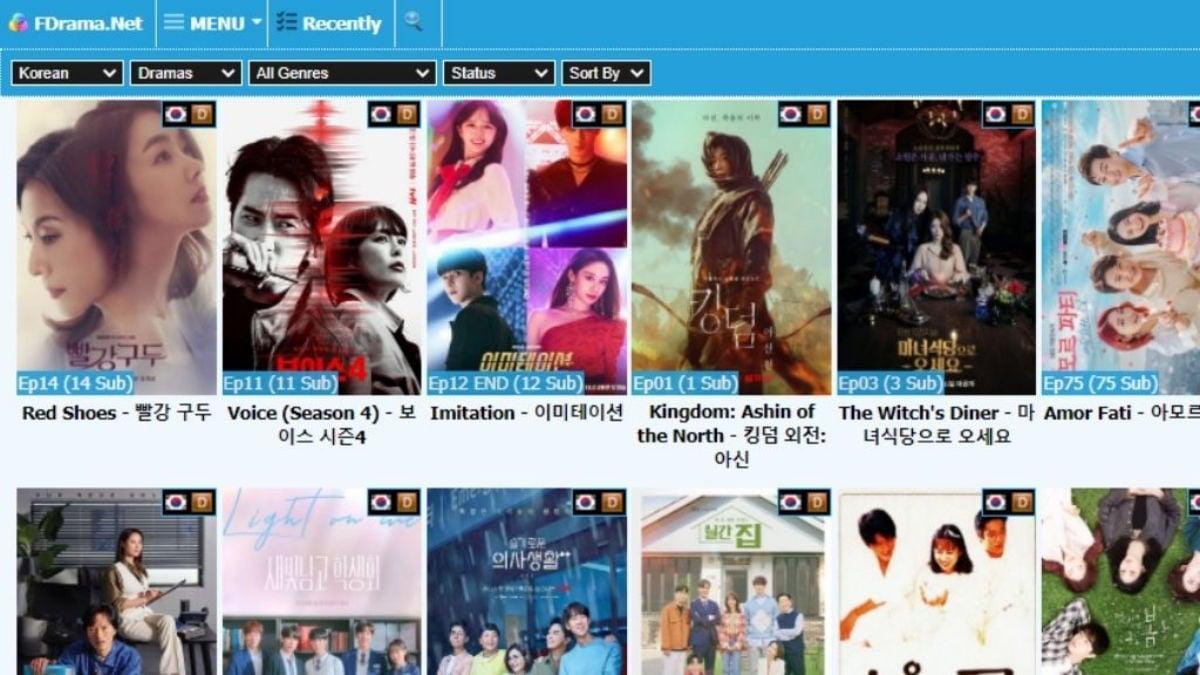Fdrama - watch korean dramas online for free