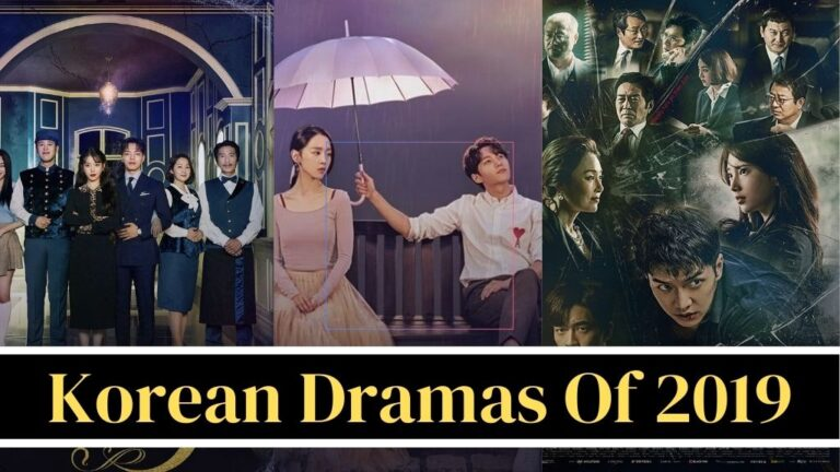 16 Best Korean Dramas Of 2019 You Should Be Watching
