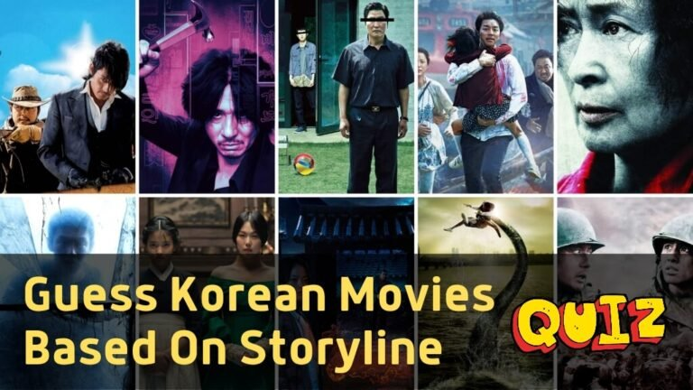 [Quiz] Guess These Korean Movies Based on Storyline