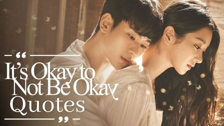 It's Okay To Not Be Okay Quotes That Are Relatable