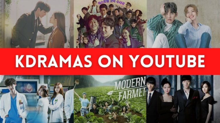 Top 20 Best Korean Dramas On YouTube To Watch For Free!