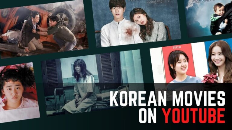 Top 17 Best Korean Movies On YouTube To Watch For Free!