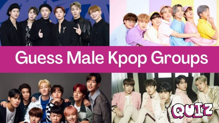 [Kpop Quiz] Guess These Popular Male Kpop Groups