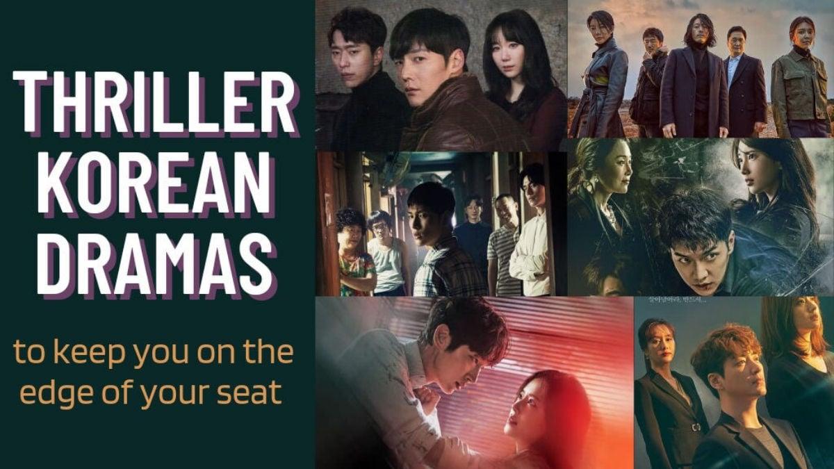 Thriller korean dramas