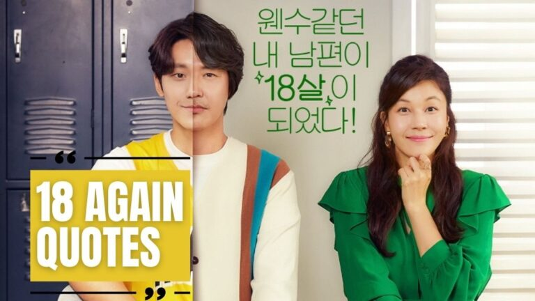 18 Again Quotes | Best Quotes From 18 Again Drama