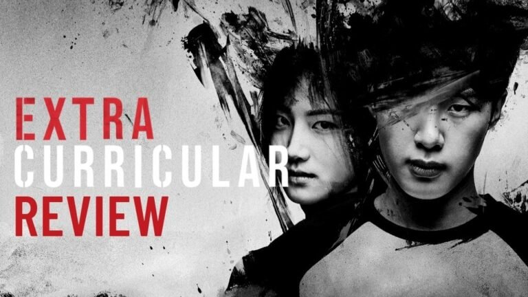 Extracurricular Review: A Thriller High School Kdrama