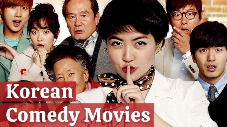 Top 20 Best Korean Comedy Movies To Make You Laugh!