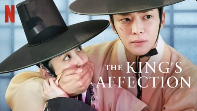 The kings affection poster rectangle