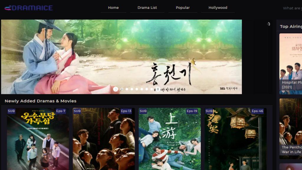 Dramaice - watch dramas for free
