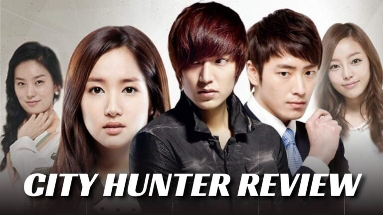 City Hunter Review: Action Packed Korean Drama To Watch