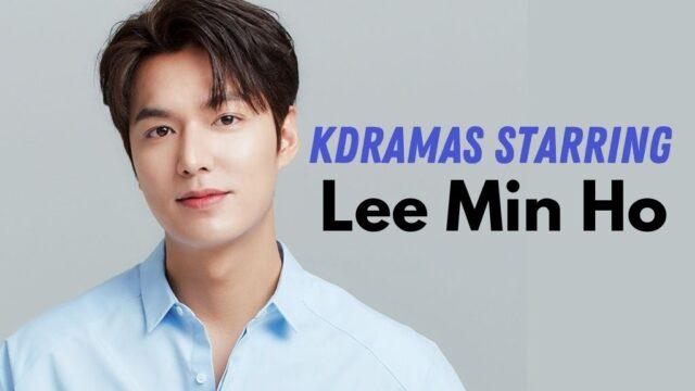 Lee min ho dramas